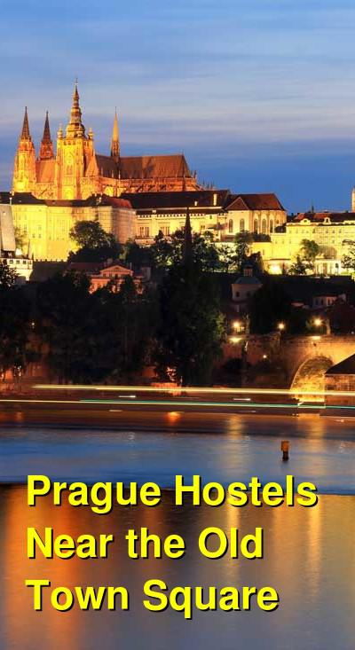 Prague Hostels Near the Old Town Square | Budget Your Trip