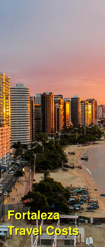 Fortaleza Travel Costs & Prices - Beaches, Nightlife, and Restaurants | BudgetYourTrip.com