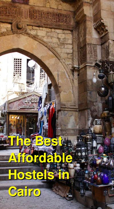 The Best Affordable Hostels in Cairo | Budget Your Trip