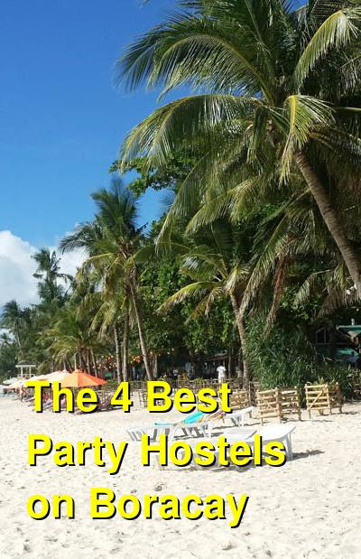 The 4 Best Party Hostels on Boracay | Budget Your Trip
