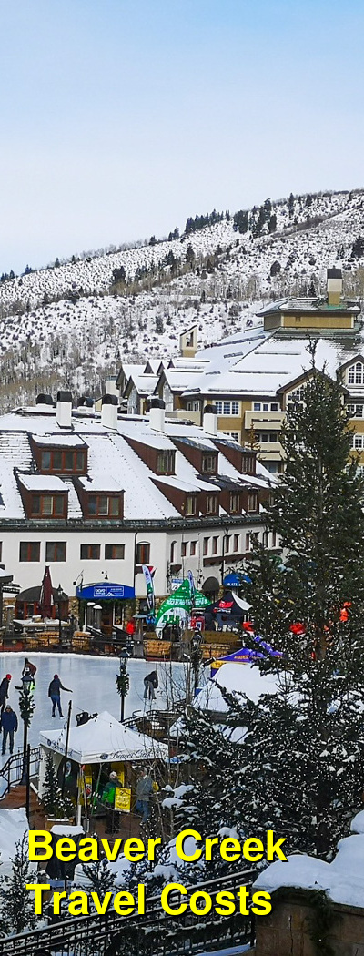 Beaver Creek Travel Cost - Average Price of a Vacation to Beaver Creek: Food & Meal Budget, Daily & Weekly Expenses | BudgetYourTrip.com