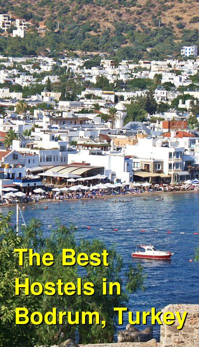 The Best Hostels in Bodrum, Turkey | Budget Your Trip