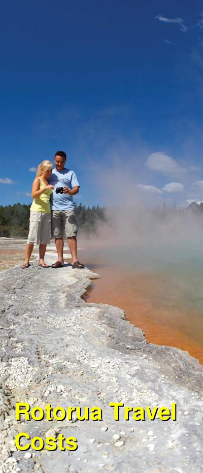 Rotorua Travel Cost - Average Price of a Vacation to Rotorua: Food & Meal Budget, Daily & Weekly Expenses | BudgetYourTrip.com