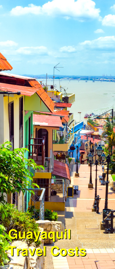 Guayaquil Travel Cost - Average Price of a Vacation to Guayaquil: Food & Meal Budget, Daily & Weekly Expenses | BudgetYourTrip.com