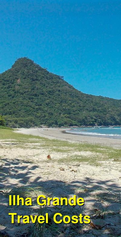 Ilha Grande Travel Cost - Average Price of a Vacation to Ilha Grande: Food & Meal Budget, Daily & Weekly Expenses | BudgetYourTrip.com