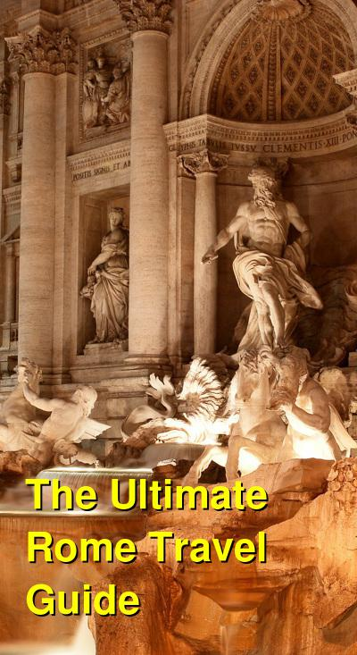 The Ultimate Travel Planning Guide to Rome | Budget Your Trip