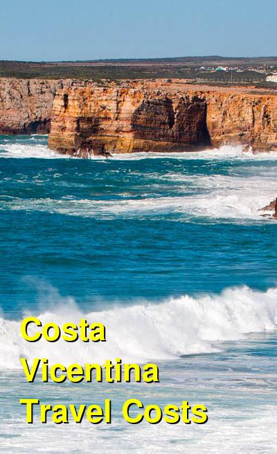 Costa Vicentina Travel Cost - Average Price of a Vacation to Costa Vicentina: Food & Meal Budget, Daily & Weekly Expenses | BudgetYourTrip.com
