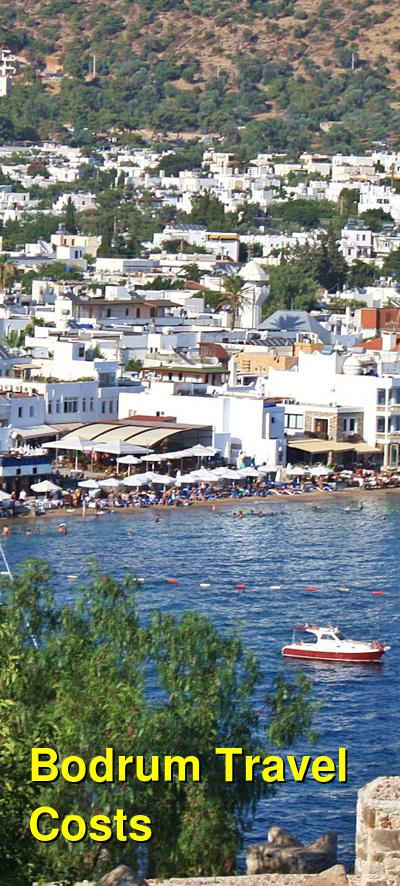 Bodrum Travel Cost - Average Price of a Vacation to Bodrum: Food & Meal Budget, Daily & Weekly Expenses | BudgetYourTrip.com