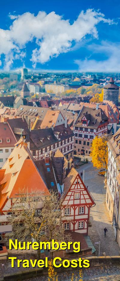 Nuremberg Travel Cost - Average Price of a Vacation to Nuremberg: Food & Meal Budget, Daily & Weekly Expenses | BudgetYourTrip.com