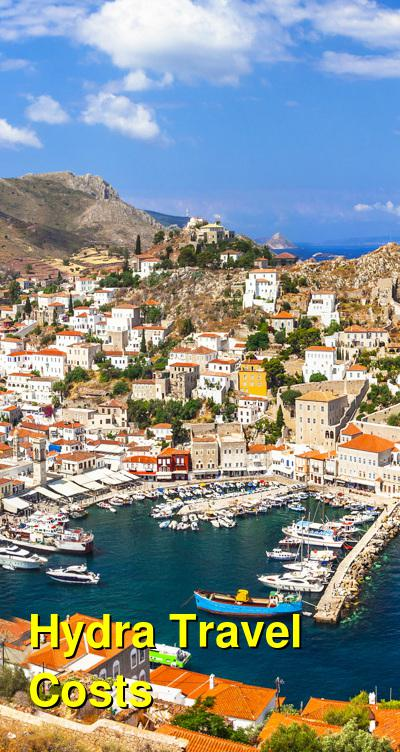 Hydra Travel Cost - Average Price of a Vacation to Hydra: Food & Meal Budget, Daily & Weekly Expenses | BudgetYourTrip.com