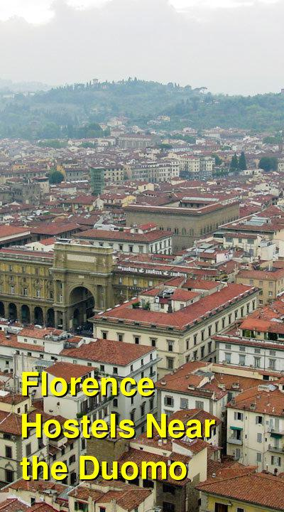Florence Hostels Near the Duomo | Budget Your Trip