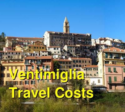 Ventimiglia Travel Cost - Average Price of a Vacation to Ventimiglia: Food & Meal Budget, Daily & Weekly Expenses | BudgetYourTrip.com
