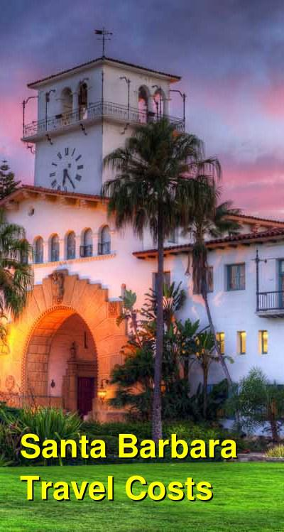 Santa Barbara Travel Cost - Average Price of a Vacation to Santa Barbara: Food & Meal Budget, Daily & Weekly Expenses | BudgetYourTrip.com