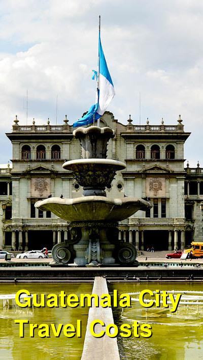 Guatemala City Travel Costs & Prices - Museums, Zoo, Restaurants | BudgetYourTrip.com