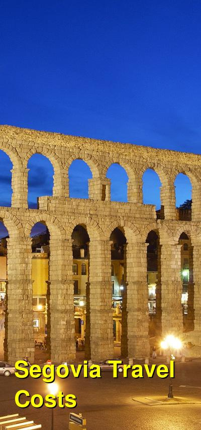 Segovia Travel Costs & Prices | BudgetYourTrip.com
