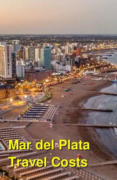Mar del Plata Travel Cost - Average Price of a Vacation to Mar del Plata: Food & Meal Budget, Daily & Weekly Expenses | BudgetYourTrip.com