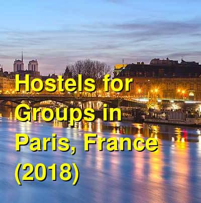 Hostels for Groups in Paris, France (2020) | Budget Your Trip
