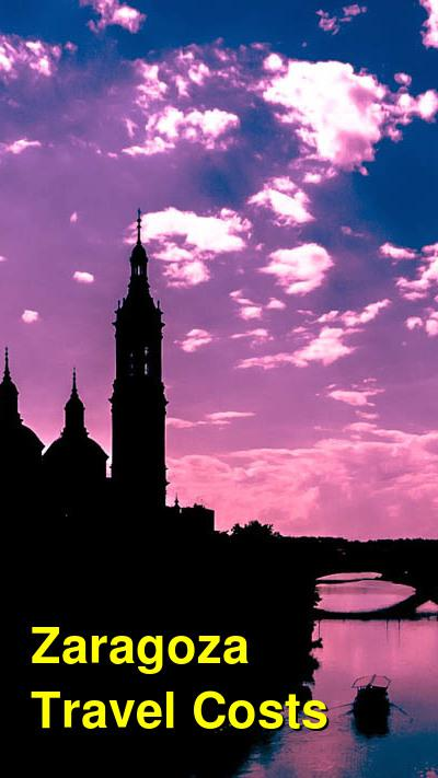 Zaragoza Travel Cost - Average Price of a Vacation to Zaragoza: Food & Meal Budget, Daily & Weekly Expenses | BudgetYourTrip.com