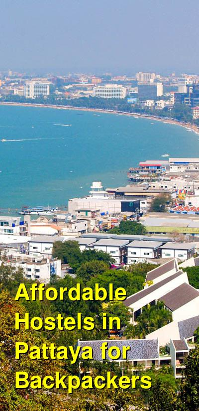 Affordable Hostels in Pattaya for Backpackers | Budget Your Trip