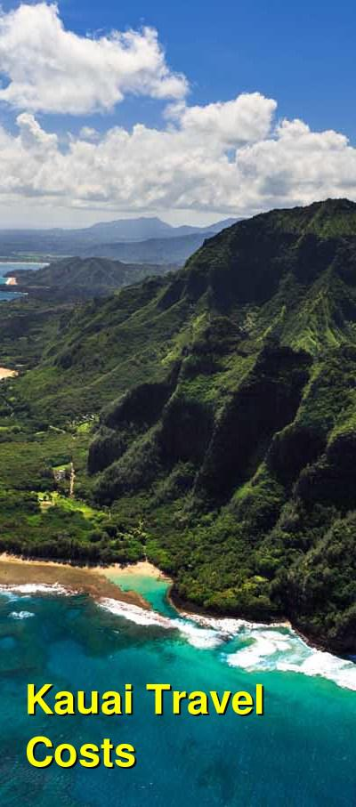 Kauai Travel Cost - Average Price of a Vacation to Kauai: Food & Meal Budget, Daily & Weekly Expenses | BudgetYourTrip.com