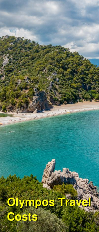 Olympos Travel Cost - Average Price of a Vacation to Olympos: Food & Meal Budget, Daily & Weekly Expenses | BudgetYourTrip.com