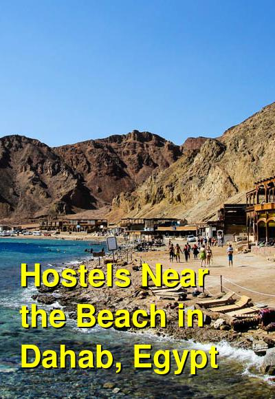 Hostels Near the Beach in Dahab, Egypt | Budget Your Trip