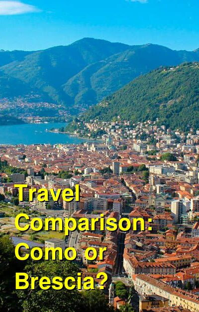 Como vs. Brescia Travel Comparison