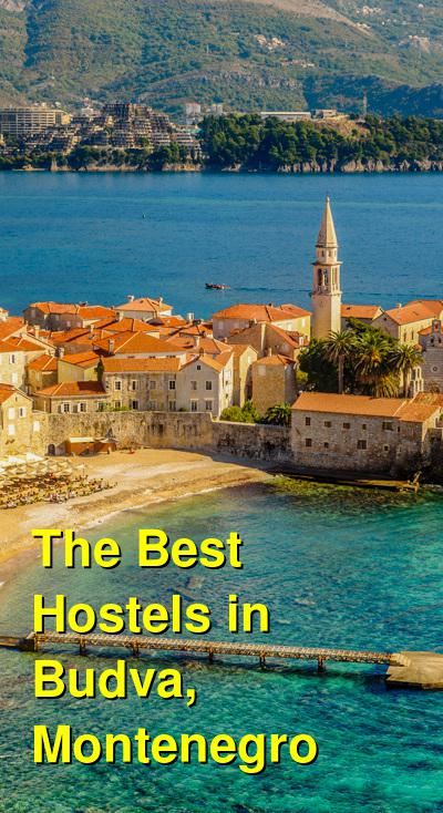 The Best Hostels in Budva, Montenegro | Budget Your Trip