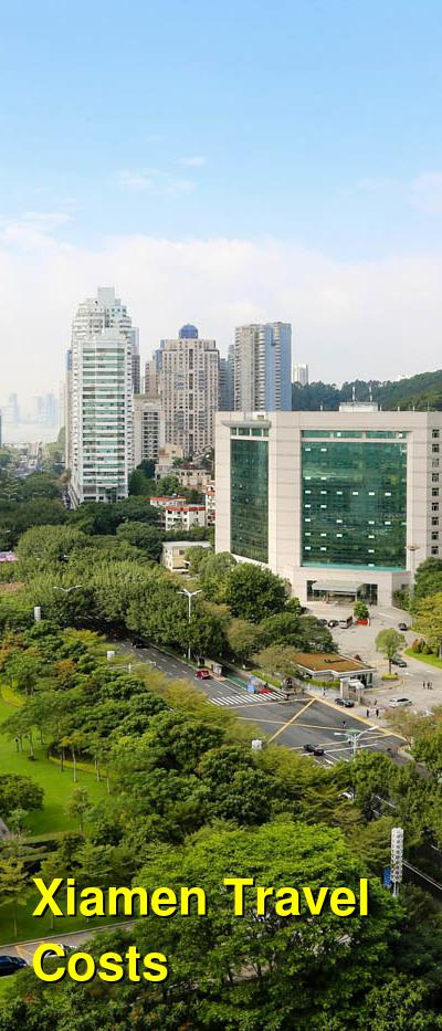 Xiamen Travel Cost - Average Price of a Vacation to Xiamen: Food & Meal Budget, Daily & Weekly Expenses | BudgetYourTrip.com