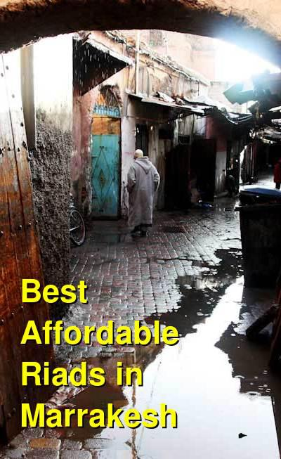 Best Affordable Riads in Marrakesh | Budget Your Trip