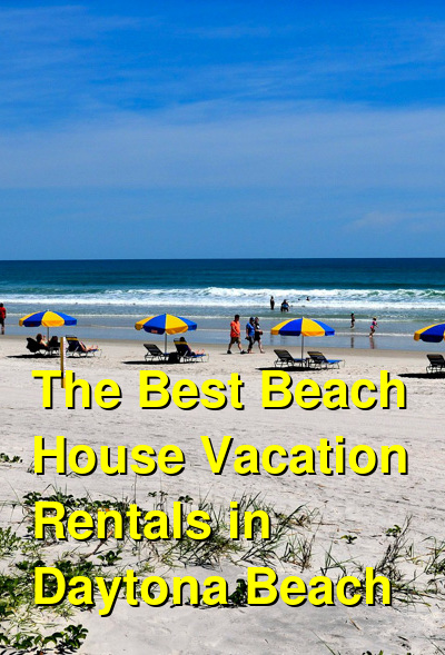 The Best Beach House Vacation Rentals in Daytona Beach | Budget Your Trip