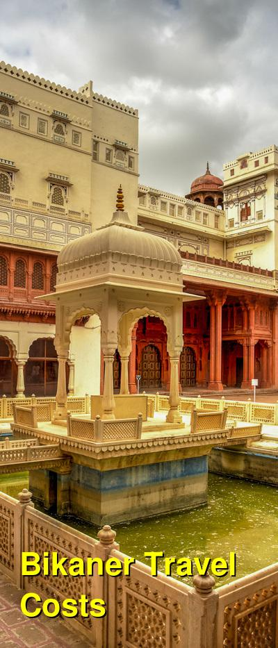 Bikaner Travel Cost - Average Price of a Vacation to Bikaner: Food & Meal Budget, Daily & Weekly Expenses | BudgetYourTrip.com
