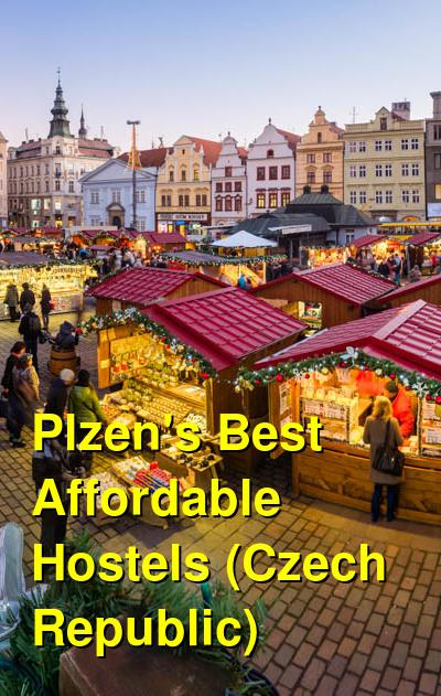 Plzen's Best Affordable Hostels (Czech Republic) | Budget Your Trip