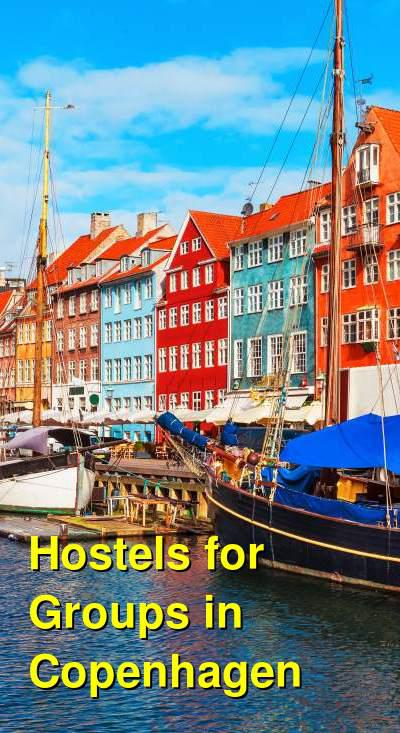 Hostels for Groups in Copenhagen | Budget Your Trip