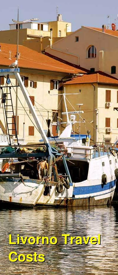 Livorno Travel Cost - Average Price of a Vacation to Livorno: Food & Meal Budget, Daily & Weekly Expenses | BudgetYourTrip.com