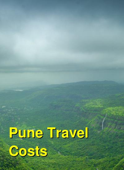 Pune Travel Cost - Average Price of a Vacation to Pune: Food & Meal Budget, Daily & Weekly Expenses | BudgetYourTrip.com