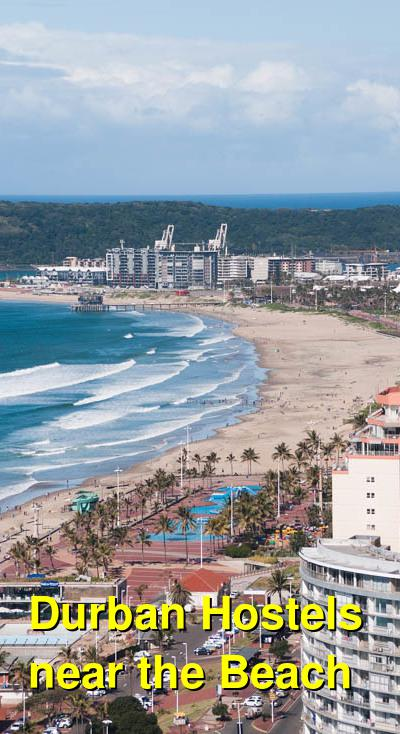 Durban Hostels near the Beach | Budget Your Trip