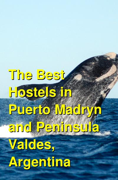 The Best Hostels in Puerto Madryn and Peninsula Valdes, Argentina | Budget Your Trip