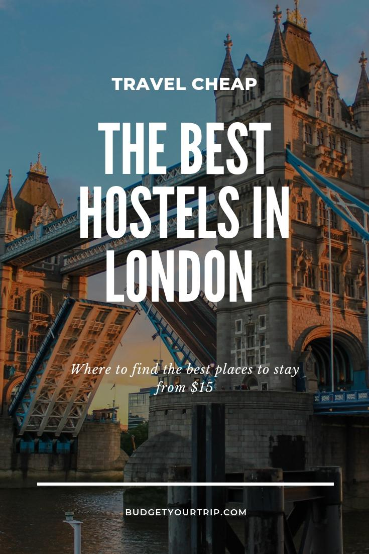 The Best Hostels in London from $15 (August 2019) | Budget Your Trip