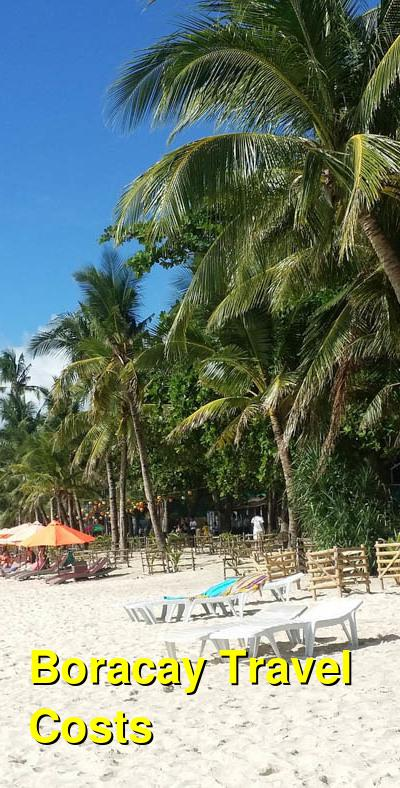Boracay Travel Costs & Prices - White Beach, Diving & Snorkeling | BudgetYourTrip.com