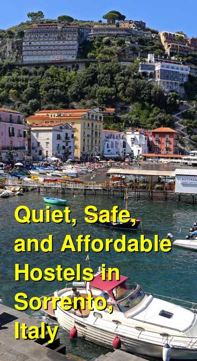 Quiet, Safe, and Affordable Hostels in Sorrento, Italy | Budget Your Trip