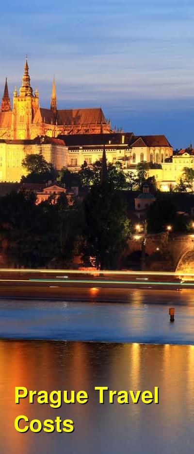 Prague Travel Costs & Prices - The Charles Bridge, Prague Castle & Old Town | BudgetYourTrip.com