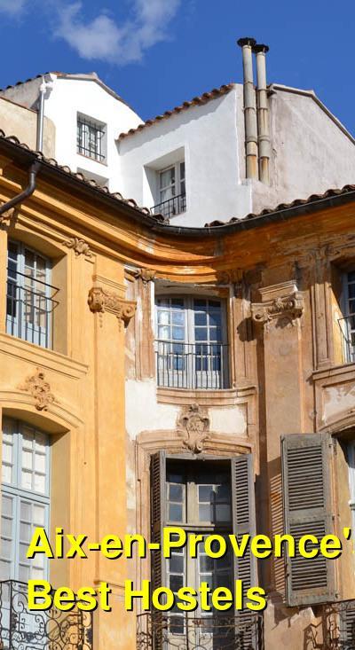 Aix-en-Provence's Best Hostels | Budget Your Trip