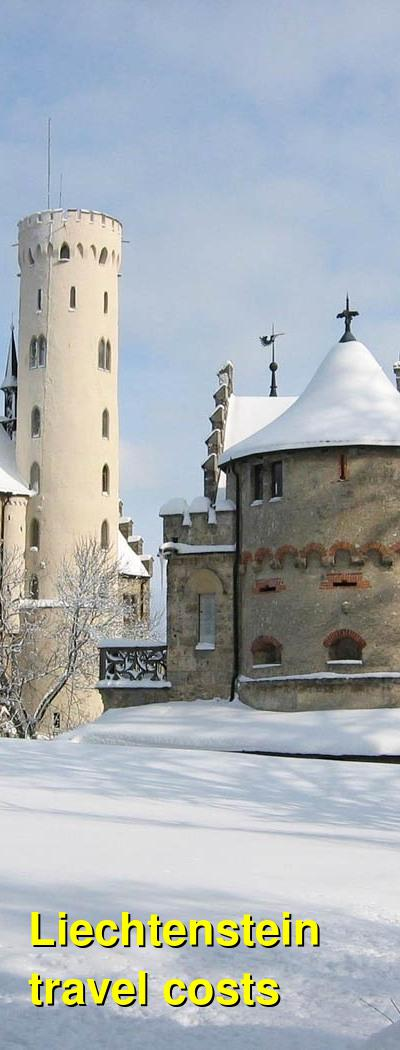 Liechtenstein Travel Cost - Average Price of a Vacation to Liechtenstein: Food & Meal Budget, Daily & Weekly Expenses | BudgetYourTrip.com