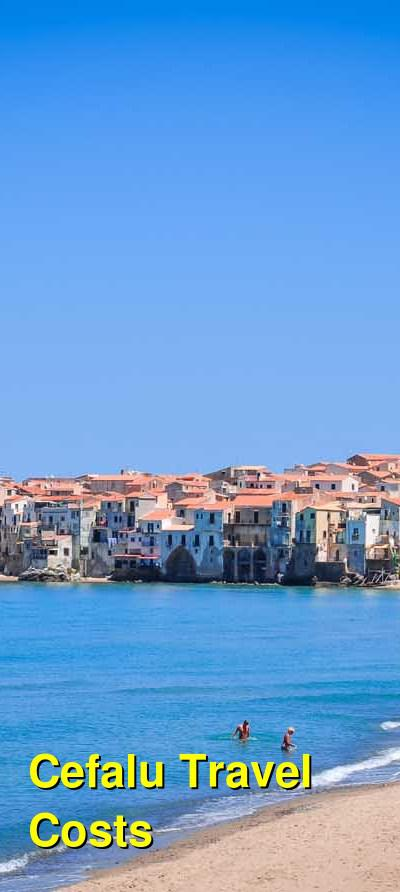 Cefalu Travel Costs & Prices - Beaches, Clubs & Churches | BudgetYourTrip.com