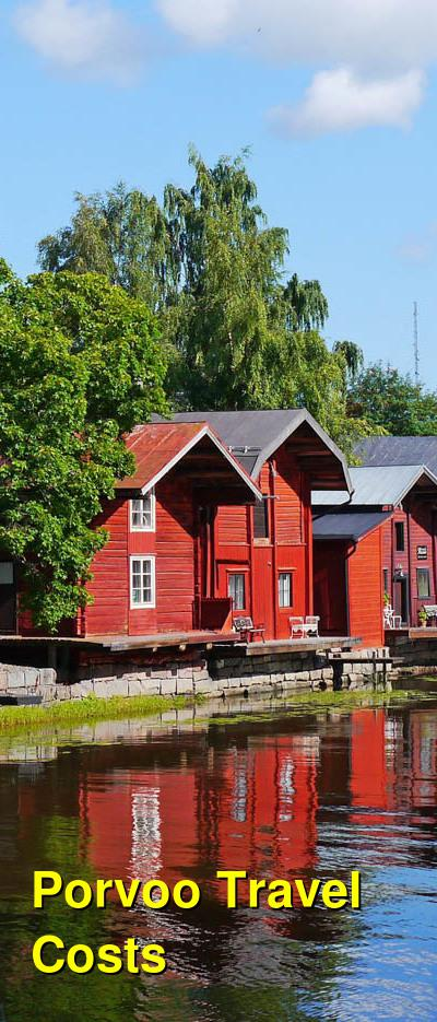 Porvoo Travel Cost - Average Price of a Vacation to Porvoo: Food & Meal Budget, Daily & Weekly Expenses | BudgetYourTrip.com
