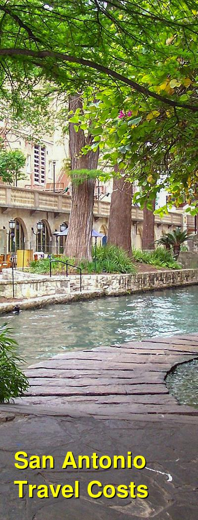 San Antonio Travel Cost - Average Price of a Vacation to San Antonio: Food & Meal Budget, Daily & Weekly Expenses | BudgetYourTrip.com