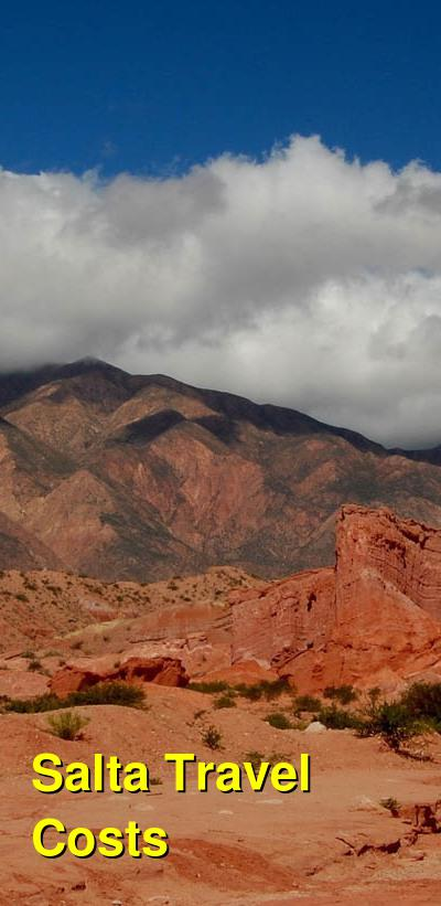 Salta Travel Cost - Average Price of a Vacation to Salta: Food & Meal Budget, Daily & Weekly Expenses   BudgetYourTrip.com