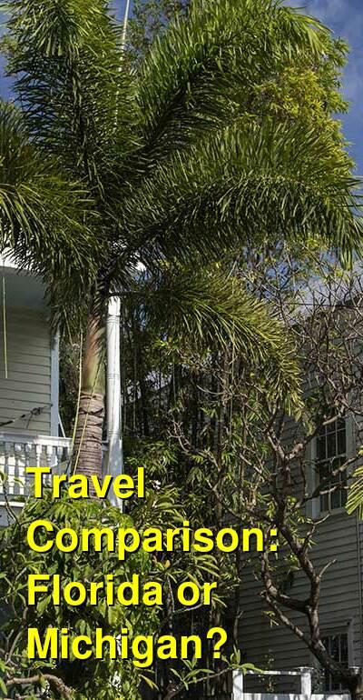 Florida vs. Michigan Travel Comparison