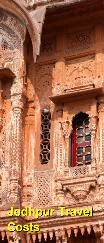 Jodhpur Travel Cost - Average Price of a Vacation to Jodhpur: Food & Meal Budget, Daily & Weekly Expenses | BudgetYourTrip.com